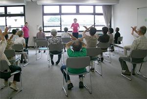 家族介護者教室
